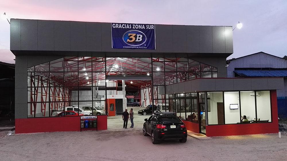 El Taller 3B estrena edificio en Ciudad Neily